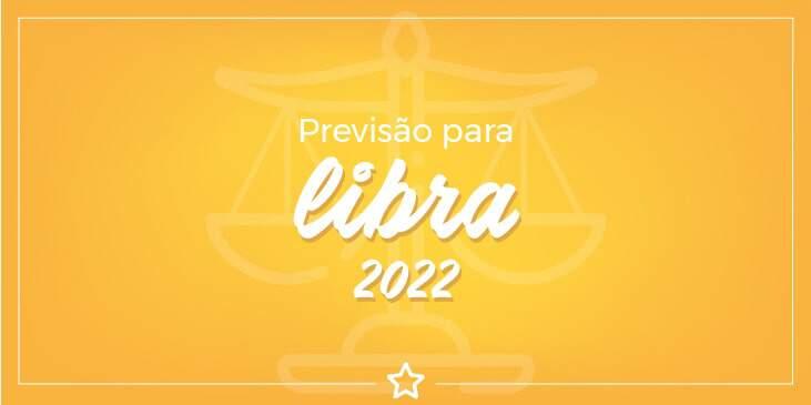 Previsão para Libra 2022