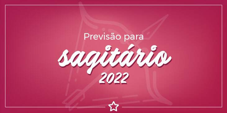 previsão para sagitário 2022